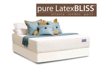 Pure latexbliss - themattressexpert.com