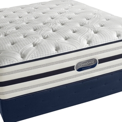 simmons plush mattress. i recently went to a hotel and fell in love with the simmons beautyrest world class felicityii super pillow top plush. after googling this mattress came plush