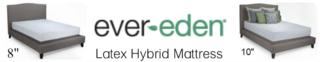 Evereden latex hybrid mattress
