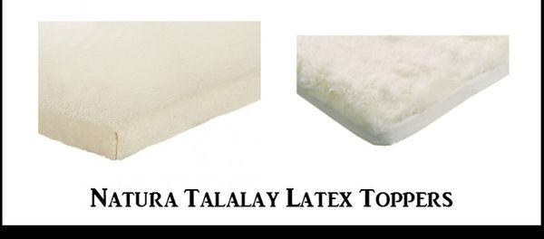 Shipping A Talalay Latex Mattress Topper to Canada.
