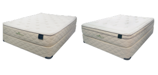 Natura Greenspring Liberty Latex Hybrid Mattress