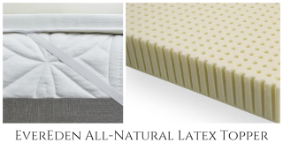 EverEden Latex Mattress topper