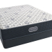 Back and Shoulder Pain from a Plush Simmons Beautyrest Mattress.