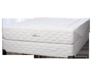 Liberta-mattress-on-a-10in-Organic-foundation-1