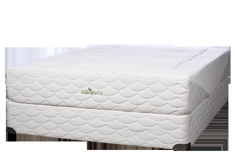 Liberta-mattress-on-a-10in-Organic-foundation-1-1