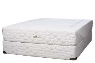 Liberta-mattress-on-a-10in-Organic-foundation-1-1