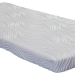 Old Sealy Posturepedic Mattress could be a bit more comfortable.